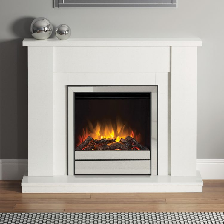 Cotsmore Electric Fireplace with Chollerton