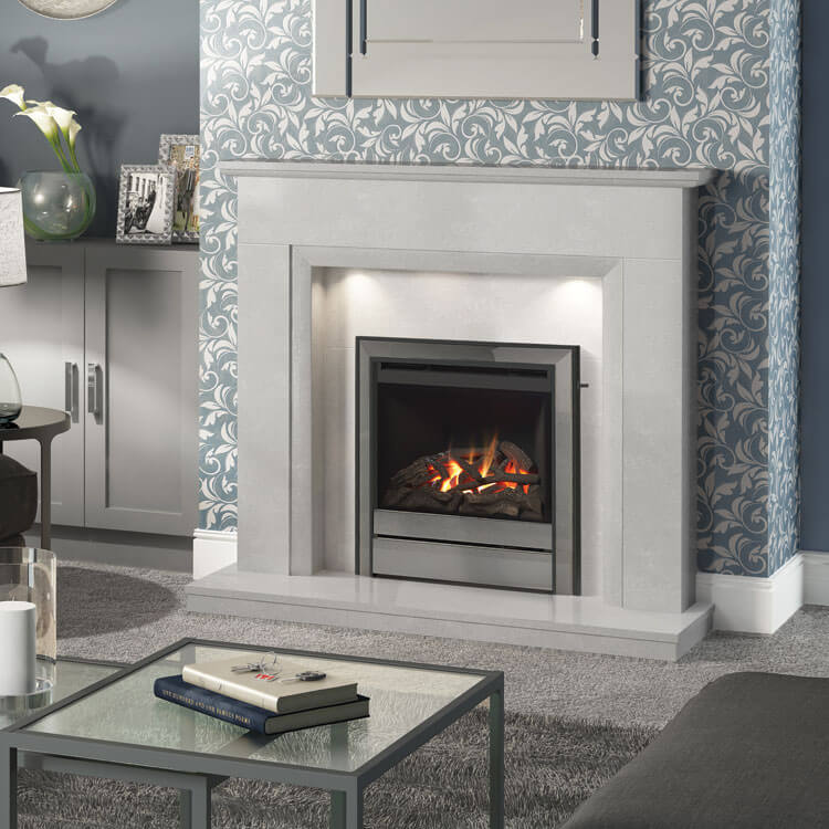 Roesia micro marble surround - Manila or White - Elgin and ...