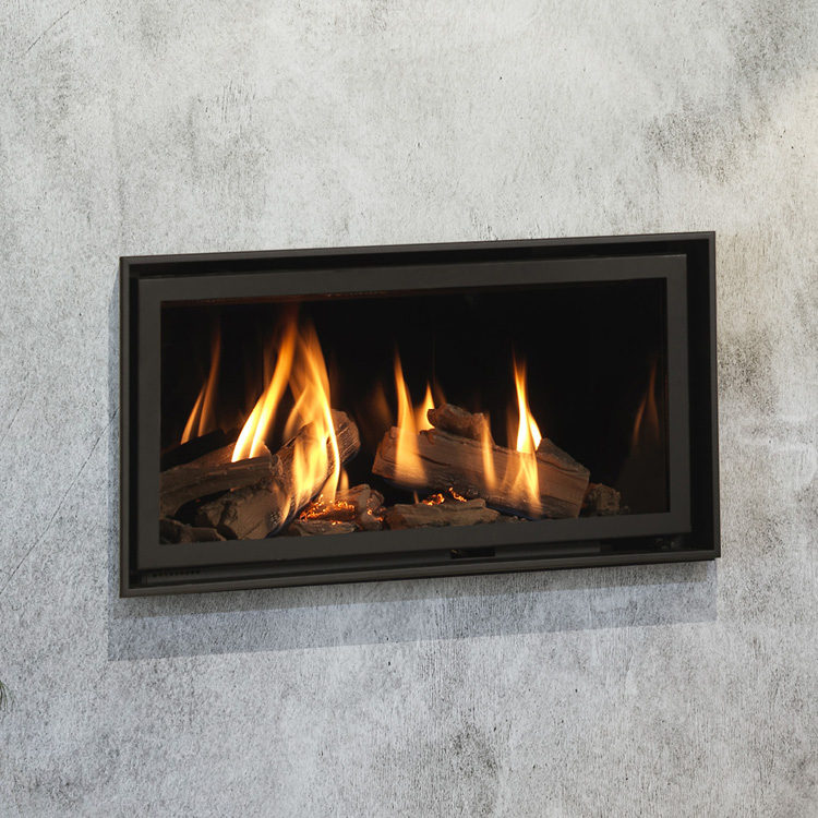 800CF Inset Gas Fire